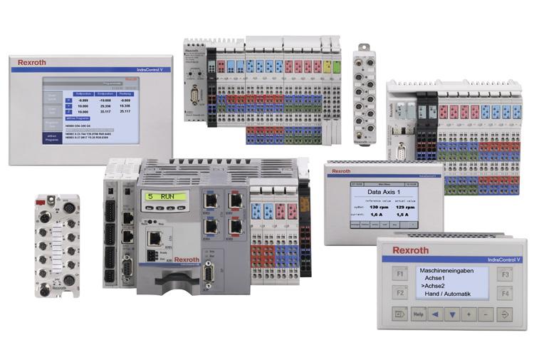 PLC Bosch Rexroth
