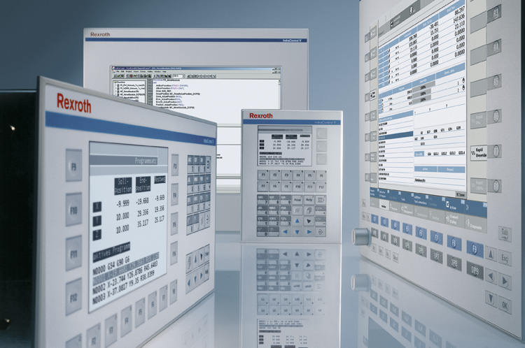 CNC Control Numérico Bosch Rexroth