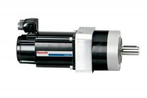 Motores y engranajes Bosch Rexroth