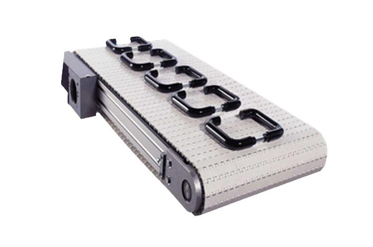 Transportador de malla modular